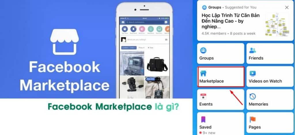 Kinh Nghiệm Đăng Bán Hàng Facebook Marketplace