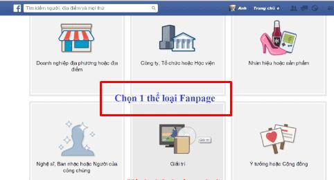 Cách Chuyển Từ Facebook Cá Nhân Sang Fanpage.