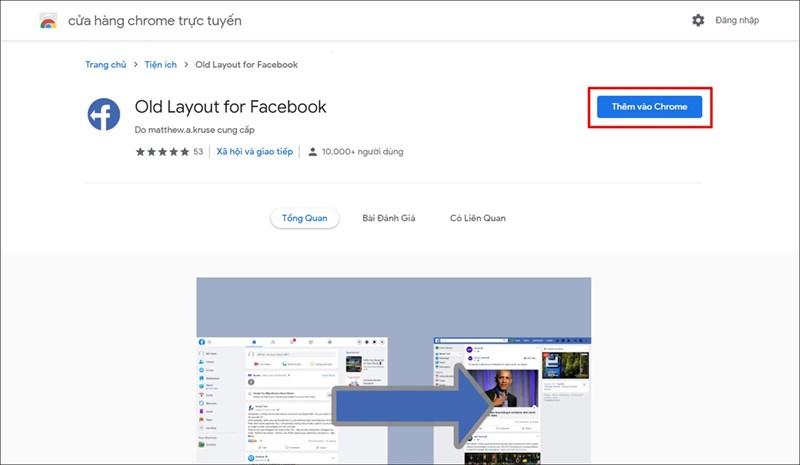 Cách Trở Về Giao Diện Cũ Của Facebook