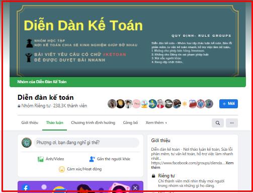 Facebook Profile là gì Phân biệt Facebook Profile Fanpage và Group group