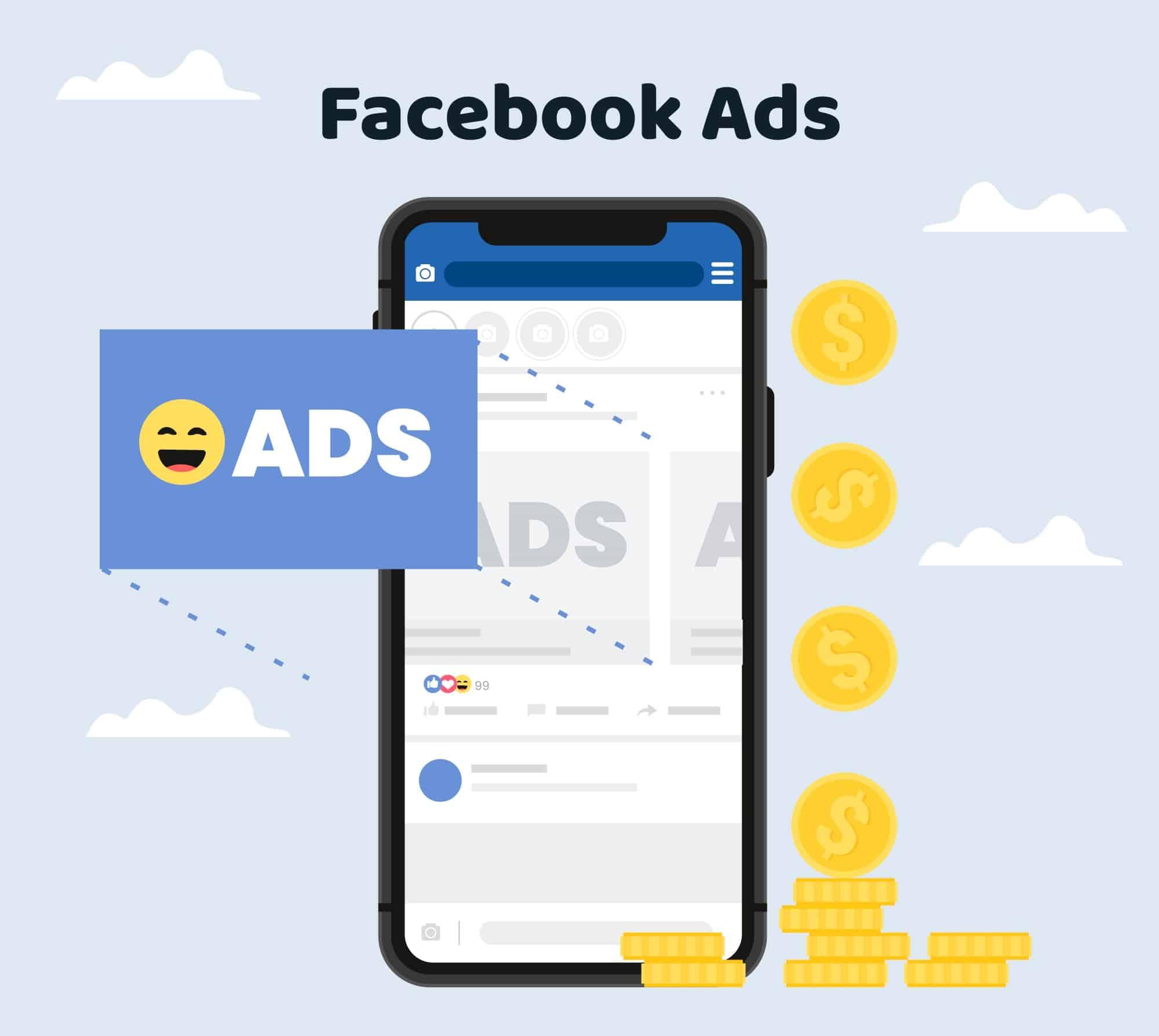 Nợ tiền quảng cáo facebook và cách giải quyết hợp lý.