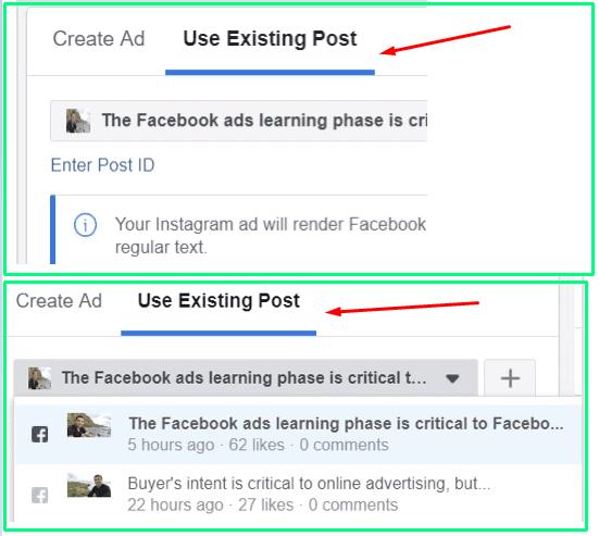 Điểm phù hợp Facebook relevance score2